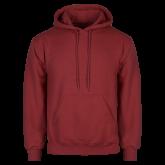 Cardinal Fleece Hoodie-Select-A-Logo
