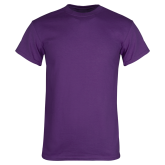 Purple T Shirt-Select-A-Logo