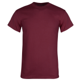 Maroon T Shirt-Select-A-Logo