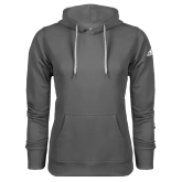 Adidas Climawarm Charcoal Team Issue Hoodie-Select-A-Logo