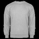Grey Fleece Crew-Select-A-Logo