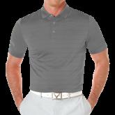 Callaway Opti Vent Steel Grey Polo-Select-A-Logo