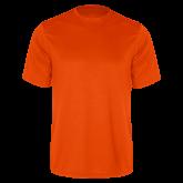 Performance Orange Tee-Select-A-Logo