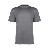 Youth Syntrel Performance Steel Training Tee-Select-A-Logo