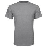 Grey T Shirt-Select-A-Logo