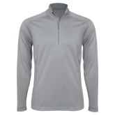 Syntrel Platinum Interlock 1/4 Zip-Select-A-Logo
