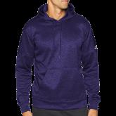 Adidas Purple Team Issue Hoodie-Select-A-Logo