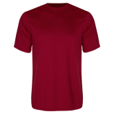 Performance Cardinal Tee-Select-A-Logo
