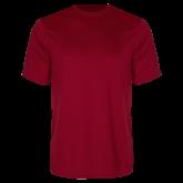 Performance Cardinal Tee-Select a Left Chest Logo