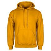 Gold Fleece Hood-Select-A-Logo