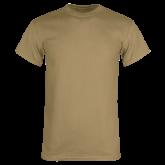 Khaki Gold T Shirt-Select-A-Logo
