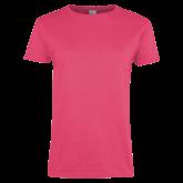 Maricopa Comm Ladies Fuchsia T Shirt-Select-A-Logo