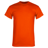 Orange T Shirt-Select-A-Logo