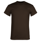 Brown T Shirt-Select-A-Logo