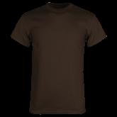 Brown T Shirt-Select-A-Logo