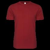 Next Level SoftStyle Cardinal T Shirt-Select-A-Logo