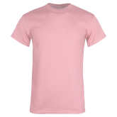 Light Pink T Shirt-Select-A-Logo