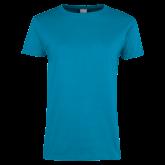 Ladies Sapphire T Shirt-Select-A-Logo
