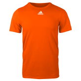 Adidas Orange Logo T Shirt-Select-A-Logo