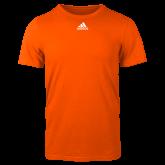 Adidas Orange Logo T Shirt-Select-A-Logo