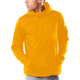 Under Armour Gold Armour Fleece Hoodie-Select-A-Logo