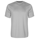 Performance Platinum Tee-Select-A-Logo