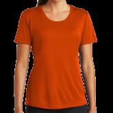 Ladies Performance Orange Tee-Select-A-Logo