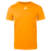 Adidas Gold Logo T Shirt-Select-A-Logo