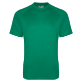 Under Armour Kelly Green Tech Tee-Select-A-Logo