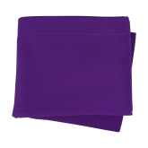 Purple Sweatshirt Blanket-Select-A-Logo