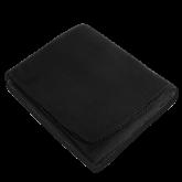 Black Arctic Fleece Blanket-Select-A-Logo