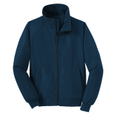 Navy Charger Jacket-Select A Club Sport