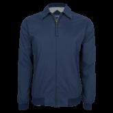 Navy Players Jacket-Select-A-Logo