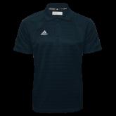 Adidas Climalite Navy Jacquard Select Polo-Select-A-Logo