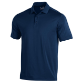 Maricopa Comm Under Armour Navy Performance Polo-Select-A-Logo