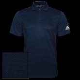 Adidas Climalite Navy Grind Polo-Select-A-Logo