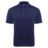Navy Dry Mesh Polo-Select A Club Sport