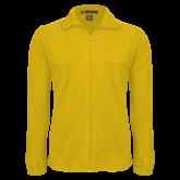 Fleece Full Zip Gold Jacket-Select-A-Logo