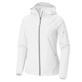 Columbia Ladies Sweet As Ivory Hooded Jacket-Select-A-Logo
