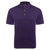 Purple Dry Mesh Polo-Select-A-Logo