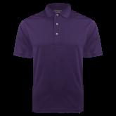 Purple Dry Mesh Polo-Select-A-Logo