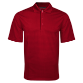 Cardinal Mini Stripe Polo-Select-A-Logo