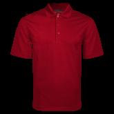 Cardinal Mini Stripe Polo-Select-A-Logo