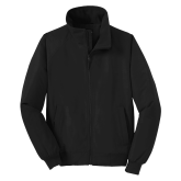 Black Charger Jacket-Select-A-Logo