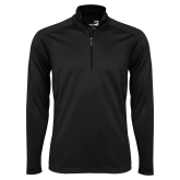 Syntrel Black Interlock 1/4 Zip-Select-A-Sport