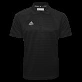 Adidas Climalite Black Jacquard Select Polo-Select-A-Logo