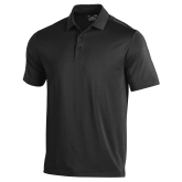 Presbyterian Under Armour Black Performance Polo-Select-A-Logo