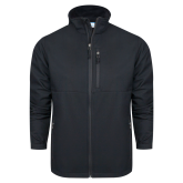 Columbia Ascender Softshell Black Jacket-Select-A-Logo