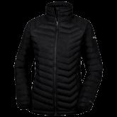 Columbia Powder Lite Ladies Black Jacket-Select-A-Logo