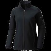Columbia Ladies Sweet As Black Hooded Jacket-Select-A-Logo